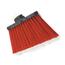 Carlisle Duo-Sweep® Heavy Duty Angle Broom Heads CFS3686805CS