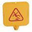 Carlisle Caution Cone Top Card CFS3694704CS
