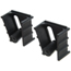 Carlisle Flo-Pac® Roll 'N Grip™ Additional  Holders 2 Each per Pack w/4 Wood Screws 2-1/2