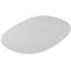 """Carlisle Oblong Platter 14"""" x 10"""" - White CFS4384202CS"""