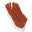 Carlisle Sparta® Spectrum® Pointed End Scrub Brush with Polyester Bristles CFS4549405EA