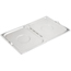 Carlisle DuraPan™ Hinged Flat Cover w/Handles CFS607000H