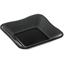 """Carlisle Square Scalloped Dish/Inset 5-1/2"""" - Black CFS793403CS"""