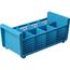 Carlisle Perma-San™ Flatware Basket without Handles CFSC32P114CS