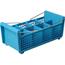 Carlisle OptiClean™ Flatware Basket with Handles CFSC32P214CS