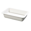 "Carlisle Coldmaster® 4"" Deep Full-Size Coldpan - White CFSCM104002CS"
