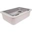 "Carlisle Coldmaster® 6"" Deep Full-Size Coldpan - White CFSCM104202CS"