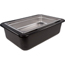 "Carlisle Coldmaster® 6"" Deep Full-Size Coldpan - Black CFSCM104203CS"