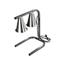 Carlisle Heat Lamp Flare Shade 2 Bulb. CFSHL723700CS