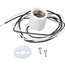 Carlisle Flex Socket (For Heat Lamp HL8185 & HL8195) CFSHLRP1100CS