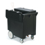 Carlisle Cateraide Ice Caddy - Black CFSIC222003CS