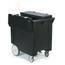 Carlisle Cateraide Ice Caddy - Black CFSIC222003CS