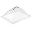 "Carlisle End Cut 13"" X 10-3/4"" - Clear CFSPSD13EH07CS"