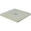 "Carlisle Opticlean Rack Cover 20-3/8"", 20-3/8"", 1"" - White CFSRHC02CS"