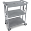 Carlisle Fold 'N Go® Cart - Grey CFSSBC152123CS