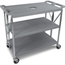 Carlisle Fold 'N Go® Cart - Grey CFSSBC203123CS
