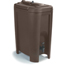 Carlisle Beverage Dispenser 5 Gal - Brown CFSXB501CS