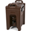 Carlisle Cateraide Beverage Server 2.5 Gal - Brown CFSXT250001CS