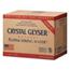 Crystal Geyser Crystal Geyser Alpine Spring Water® CGW12514