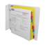 C-Line Products 8-Tab Paper Index Dividers, Assorted Color Tabs CLI05380BNDL18PK