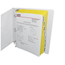 C-Line Products 8-Tab Paper Index Dividers, Clear Tabs CLI05387BNDL18PK