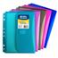 C-Line Products Mini Size Binder Pocket, Side Loading CLI08730BNDL18EA