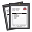 C-Line Products Shop Ticket Holders, Stitched, One Side Clear, 9 x 12 CLI45912
