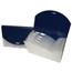 C-Line Products Expanding File w/Designer V-Cut, Blue CLI48205BNDL3EA