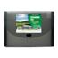 C-Line Products Biodegradable 13-Pocket Letter Size Expanding File, Smoke CLI48311BNDL3EA