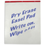 C-Line Products Dry Erase Easel Pad, 10 Sheets/Pad, 30 X 25 CLI57253