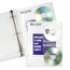 C-Line Products CD/Document Ring Binder Pages CLI61747BNDL3PK