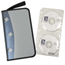 C-Line Products Refillable CD/DVD Organizer Case CLI61955BNDL2EA