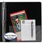 C-Line Products Add-On Filing Pocket, 8 3/4 x 5 1/8 CLI70185BNDL3PK