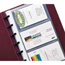 C-Line Products Binder Builder Business Card Holders, Junior CLI71531BNDL3EA