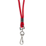 C-Line Products Neck Lanyard, Red, Classic w/Swivel Hook CLI88004BNDL2PK