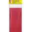 C-Line Products DuPont Tyvek Security Wristbands, Red CLI89104BNDL2PK