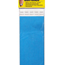 C-Line Products DuPont Tyvek Security Wristbands, Blue CLI89105BNDL2PK