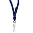 C-Line Products Breakaway Lanyards, Swivel Hook, Blue CLI89515
