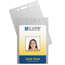 C-Line Products ID Badge Holders, Vertical, 2 1/2 x 3 1/2 CLI89723BNDL5PK