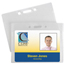 C-Line Products Proximity Badge Holders, Horizontal CLI89932BNDL2PK