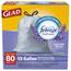 Clorox Professional Glad® OdorShield® Tall Kitchen Drawstring Bags CLO78533CT