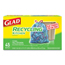 Clorox Professional Glad® Tall Kitchen Blue Recycling Bags CLO78542BX