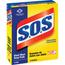 Clorox Professional S.O.S® Steel Wool Soap Pad CLO88320