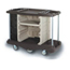 Continental Economy Lodging Cart (Program # 946) CON1580BEBN