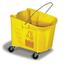 Continental Splash Guard™ Mop Bucket CON226-3YW