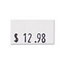 Garvey Garvey® Pricemarker Labels COS090944