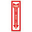 Consolidated Stamp COSCO Glow-In-The-Dark Sign COS098063