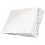 Cardinal Brands Cardinal® Paper Insertable Dividers CRD84815