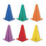Champion Sport Champion Sports Indoor/Outdoor Cone Set CSITC9SET