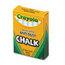 Crayola Crayola® Anti-Dust® Chalk CYO501402